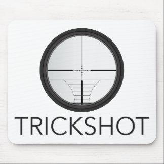 Portée de Trickshot Tapis De Souris