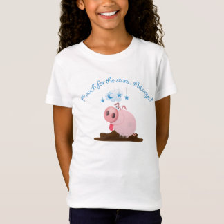 Portée pour les étoiles porcines T-Shirt