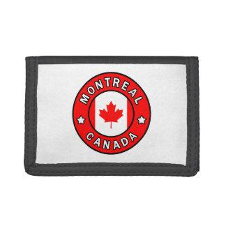 Portefeuille À 3 Volets Montréal Canada