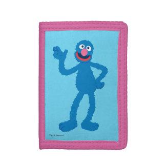 Portefeuille À 3 Volets Position de Grover