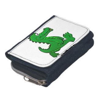 Portefeuille Alligator courant