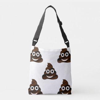 portefeuille crossbody de bourse de sac d'emoji