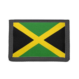 Portefeuille de drapeau de la Jamaïque
