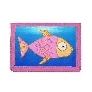 Portefeuille de filles :  Portefeuille de poisson