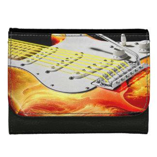 Portefeuille de l'art 2 de guitare électrique