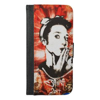 Portefeuille de l'iPhone 6/6s de Sungirl