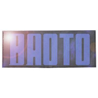 Portefeuille de médecin de Baoto Portefeuille 2 Volets Tyvek®