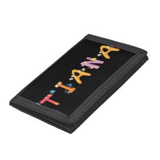 Portefeuille de Tiana