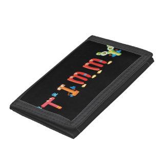 Portefeuille de Timmy