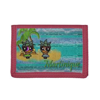 Portefeuille Martinique Twins