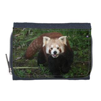 Portefeuille - panda rouge