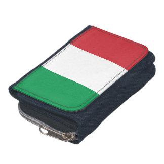 Portefeuille patriotique avec le drapeau de