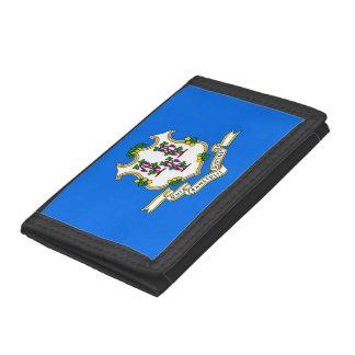 Portefeuille patriotique avec le drapeau du