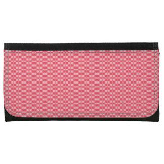 Portefeuille Pour Femmes Rosey-Pêche-Rétro-Mod-Portefeuille-Multi-Styles