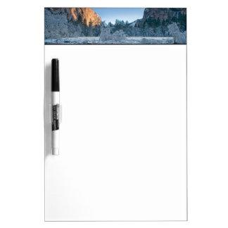 Portes dans Yosemite Tableau Effaçable À Sec