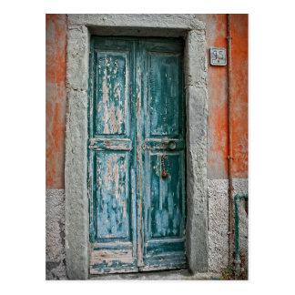 Portes de l'Italie - le Cinque Terre - carte