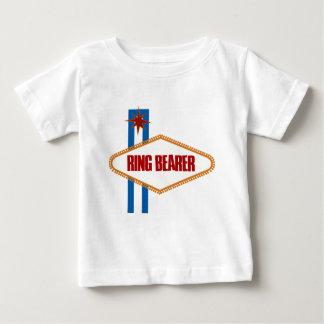 Porteur d'alliances de Las Vegas T-shirt Pour Bébé