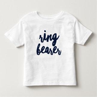 Porteur d'alliances t-shirt pour les tous petits