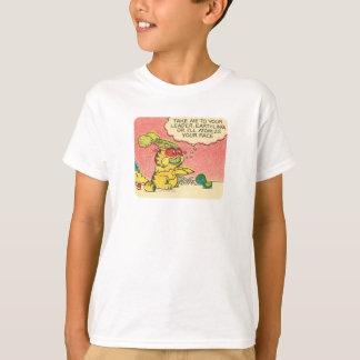 Portez-moi à votre chef, la chemise de l'enfant t-shirt