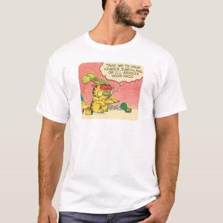 Portez-moi à votre chef, les chemises des hommes t-shirt