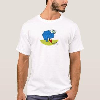 Portier de comté de jungle t-shirt