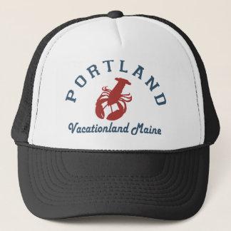 Portland Maine (2) Casquettes