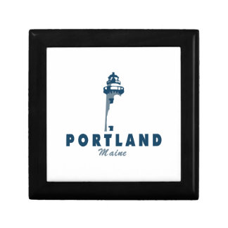 Portland Maine (5) Boîte À Souvenirs