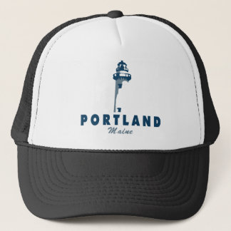 Portland Maine (5) Casquette