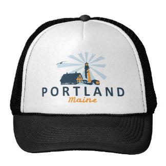 Portland Maine Casquette Trucker