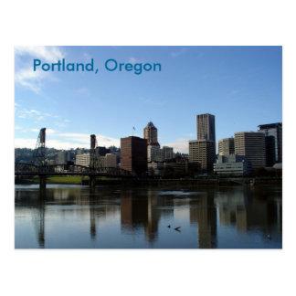 Portland, OU carte postale