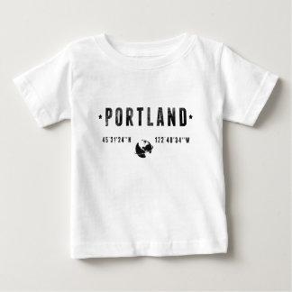 Portland T-shirt Pour Bébé
