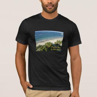 Porto Rico est le T-shirt d'endroit