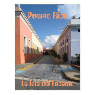 Porto Rico La Isla del Encanto Postcards Cartes Postales