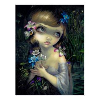 """""""Portrait carte postale d'Ophélie"""""""