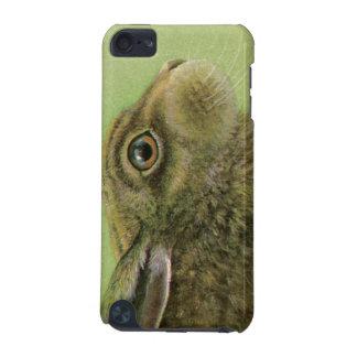Portrait d un cas de contact d iPod de beaux-arts