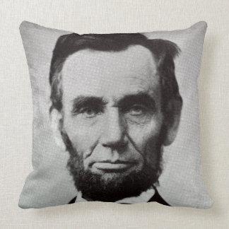 Portrait d'Abe Lincoln 2 Oreillers