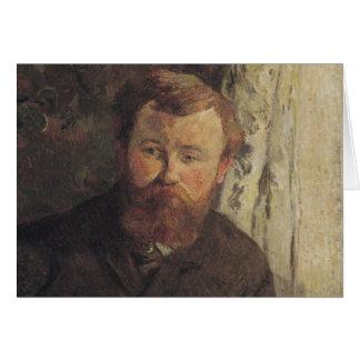 Portrait d'Achille Granchi Taylor, 1885 Cartes