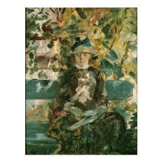Portrait d'Adele Tapie de Celeyran 1882 Carte Postale