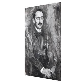 Portrait d'Albert Marquet Toiles