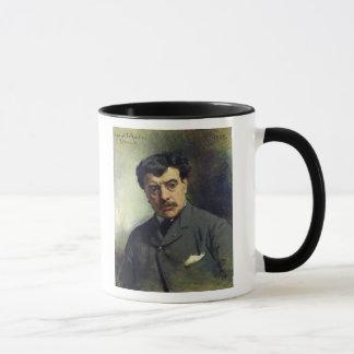 Portrait d'Alexandre Falguiere 1887 Mug