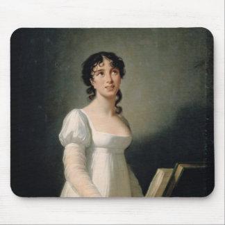 Portrait d'angélique officinale Catalani Tapis De Souris