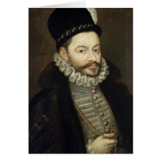 Portrait d'Antonio Perez Cartes