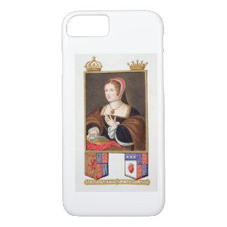 Portrait de 1489-1541) reines de Margaret Tudor Coque iPhone 7