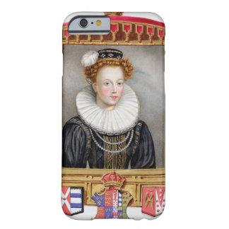 Portrait de 1512-1548) sixièmes épouses de coque iPhone 6 barely there