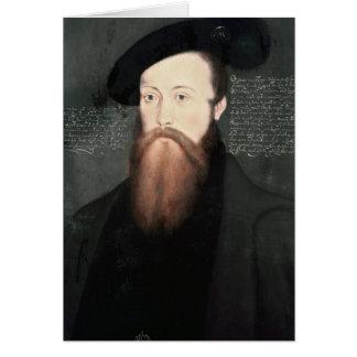 Portrait de baron Seymour de Thomas Seymour Carte De Vœux