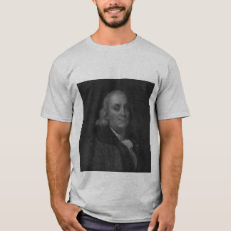 Portrait de Benjamin Franklin T-shirt
