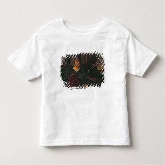 Portrait de Bernardo di Salla T-shirt Pour Les Tous Petits