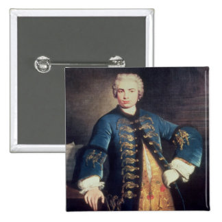 Portrait de Carlo Farinelli, la 'IL Ragazzo Badges