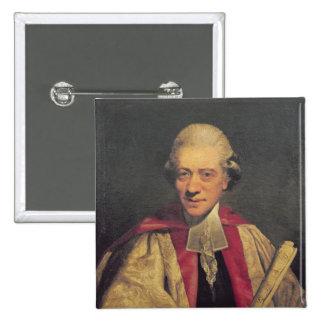 Portrait de Charles Burney, c.1781 Badge