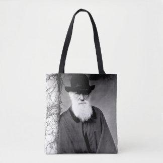 Portrait de Charles Darwin 1881 Sac